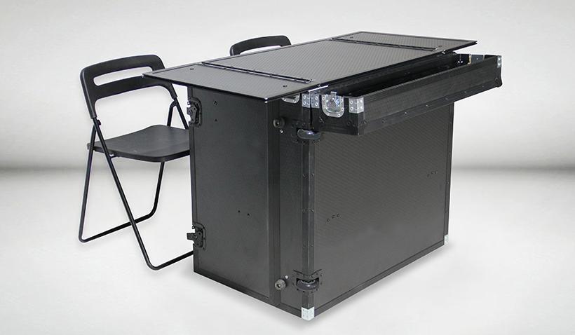 流动办公桌拉杆箱第三张图