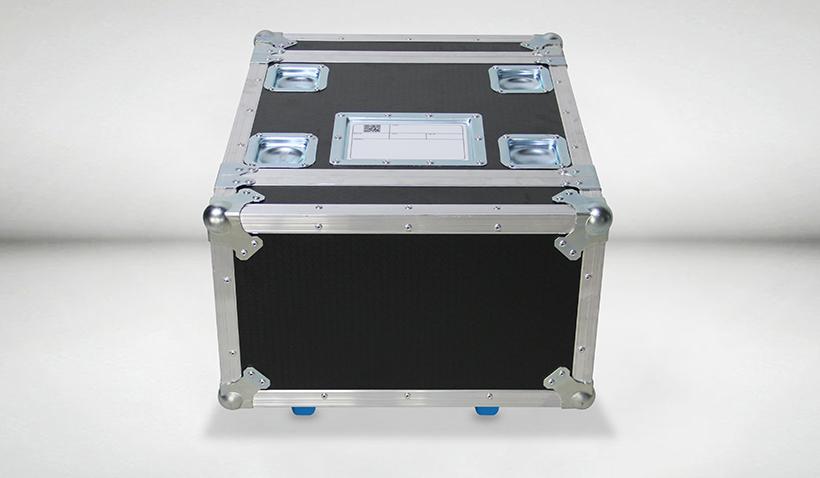ST-007G-6U机柜式话筒箱第一张图
