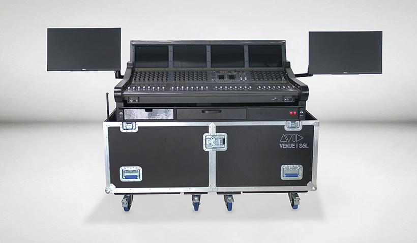 S6L液压杆双显示器架第三张图